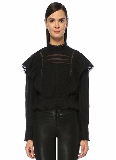 Etoile Isabel Marant Bluz Siyah